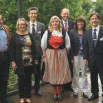 Am internationalen Städtetreffen in Sindelfingen vom 18.06.2015