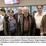 Empfang beim EHC Schaffhausen vom 17.10.2015