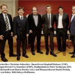 30.12.2015: Stadtratsgremium 2015/16