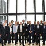 Mitgliederversammlung Staedtebund Bodensee in St. Gallen vom 16.05.2018
