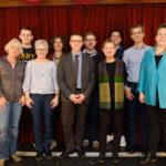 Vorstand SP Stadt Schaffhausen 2019