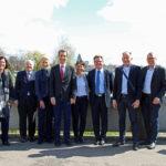 05.04.2019: Schaffhauser Delegation am Städtetag Bodensee in Friedrichshafen