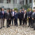 """17.05.2019: Eröffnung Ausstellung """"Kunst aus Trümmern"""" im Museum zu Allerheiligen mit Isabelle Chassot, Direktorin Bundesamt für Kultur"""