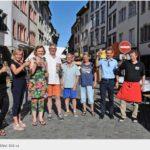 28.06.2019: Eröffnung Unterstadtfest mit IGU und Pro City Vertretern