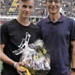 20.07.2019 im Lipo Park: Verabschiedung von FCS-Spieler Asllan (Foto: Pascal Oesch/SN)