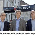 15.08.2019: Eröffnung der Abschieds-Tortour 2019 in Neuhausen in Neuhausen (Foto: SN)