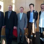 Am Neujahrsempfang der SPD Engen vom 05.01.2014 nahm traditionsgemäss auch wieder eine Vertretung der SP Schaffhausen teil. Der SPD-Landtagsabgeordnete und Gemeinderat von Singen Hans-Peter Storz referierte unter anderem über die kommunalpolitische Handschrift der rot-grünen Regierung in Stuttgart.