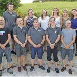 OK der Hallenradsport Junioren EM 2022 in Schaffhausen